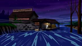 Opi Shi Falls Sawmill and Juice Bar