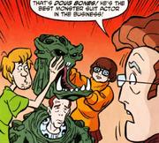 Doug Bones unmasked
