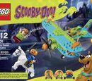 LEGO Scooby-Doo! 75901 Mystery Plane Adventures