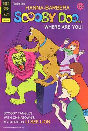 WAY 16 (Gold Key Comics) front cover