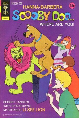 File:WAY 16 (Gold Key Comics) front cover.jpg