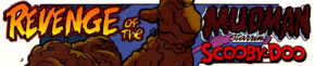 Revenge of the Mudman title card