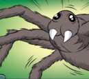 Giant spider (Who's Scared?)