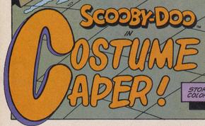Costume Caper title card