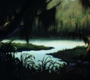 Louisiana bayou (Scooby-Doo on Zombie Island)