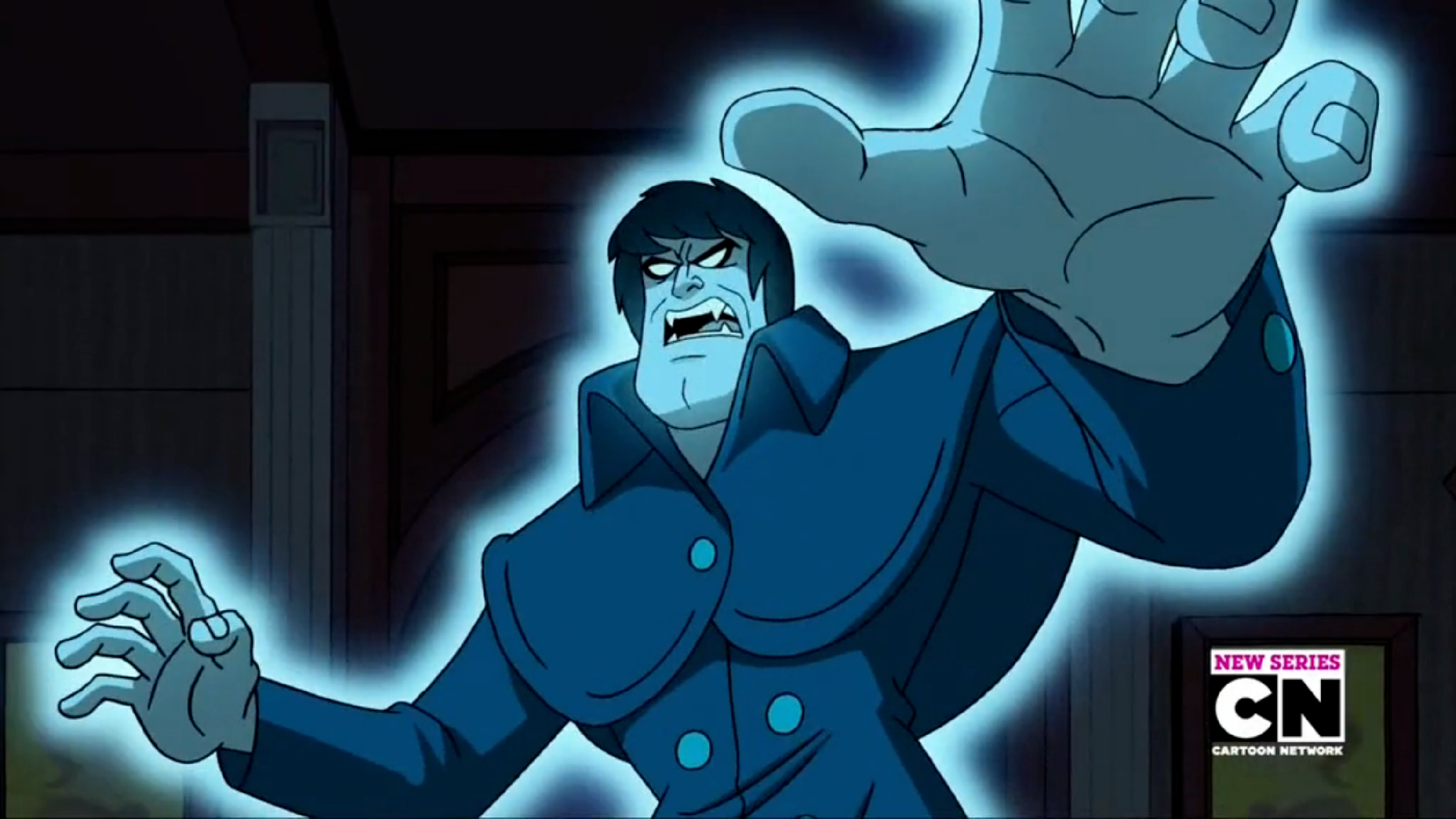 Ghost Of Elias Kingston Be Cool Scooby Doo