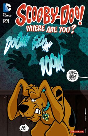 WAY 56 (DC Comics) front cover