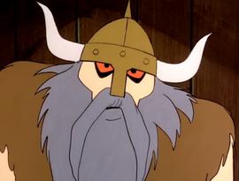 Viking leader of Viking Lake