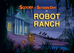 Robot Ranch title card