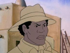 Mr. Grumper (The Quagmire Quake Caper)