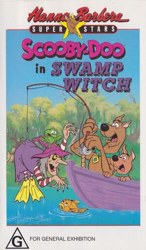 SD in Swamp Witch