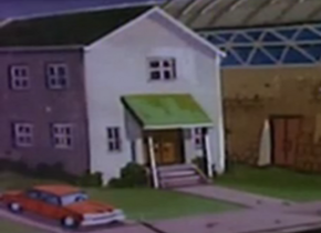 Bill Walker's home