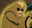 Alien (Strange Encounters of a Scooby Kind)