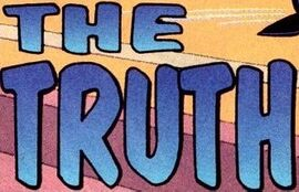 The Truth title card