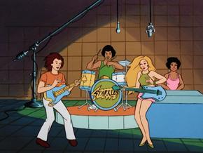 Sparkles (band)