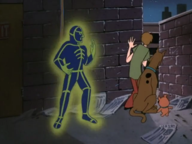 File:Neon Phantom behind Shaggy, Scooby and Scrappy.png