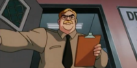 Airport manager (Scooby-Doo on Zombie Island)