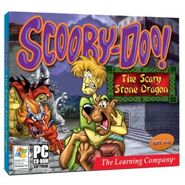 Scary stone dragon game