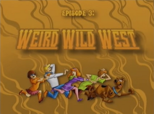 Weird, Wild West title card
