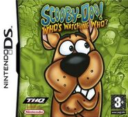 Who's Watching Who? cover (DS)