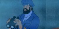 Captain (Go Away Ghost Ship)