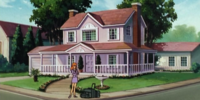 Daphne Blake's home (Scooby-Doo on Zombie Island)