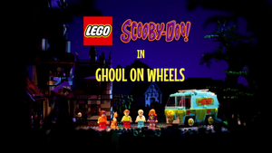 Ghouls on Wheels title card