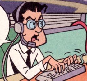 Receptionist (Behavior Modification)