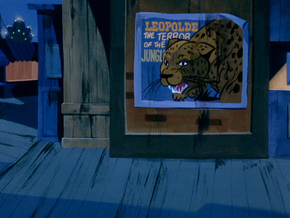 Leopolde the Terror of the Jungle