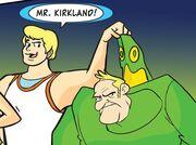 Mr. Kirkland unmasked