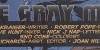 The Gray Man (story)