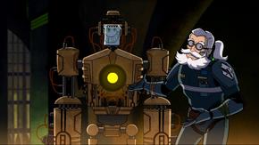 Reggie (Slybot)
