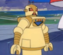 Robot (Way Out Scooby)