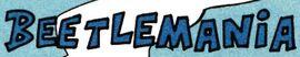 Beetlemania title card