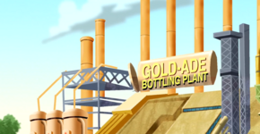 Gold-Ade Bottling Plant