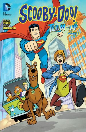 TU V2 (DC Comics) front cover