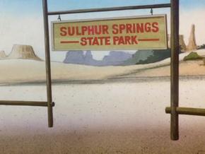 Sulphur Springs State Park