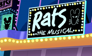 Rats The Musical logo