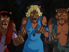 Werecats (Zombie Island)