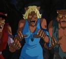 Werecats (Scooby-Doo on Zombie Island)