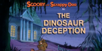 The Dinosaur Deception