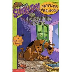 Catnapped Caper book