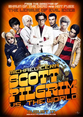 File:Scott Pilgrim Evil Exes Poster by Alecx8.jpg