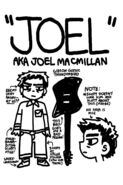 Film Joel Info Sheet