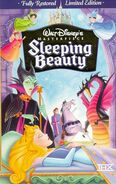 SleepingBeauty MasterpieceCollection VHS