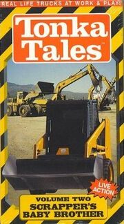 Tonka Tales Volume Two - 'Scrapper's Baby Brother