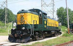 Locomotives - hrrc 9935 (loan)