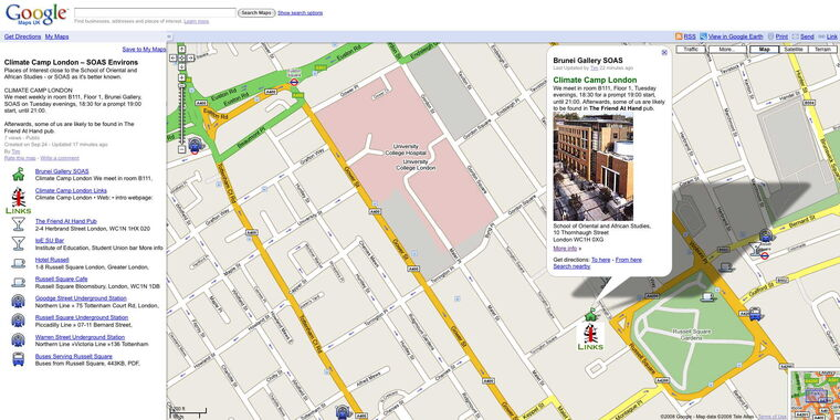 SOAS-Environs-in-GoogleMaps