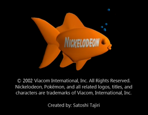 Nick logo from The Squirtle Squad