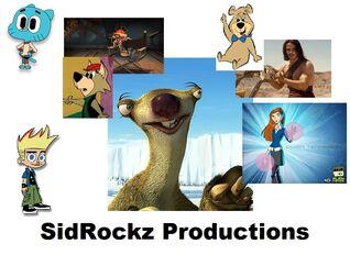 SidRockz Productions